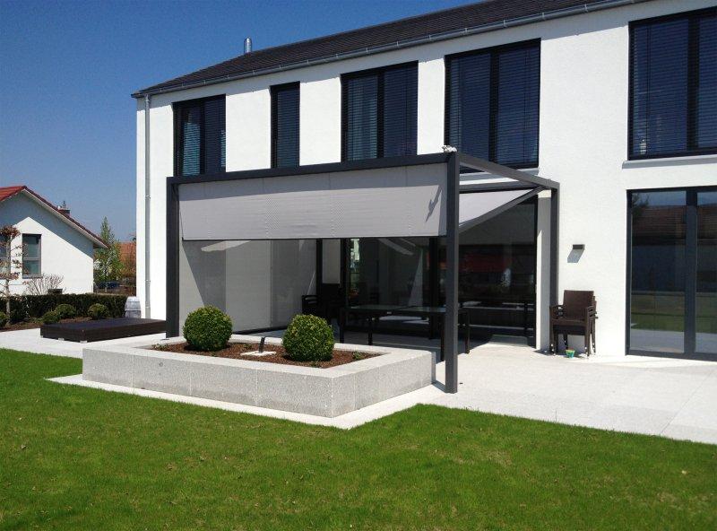 Couvertures pour terrasse - Convostomo