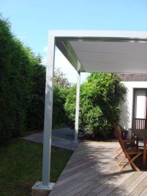 Couvertures pour terrasse